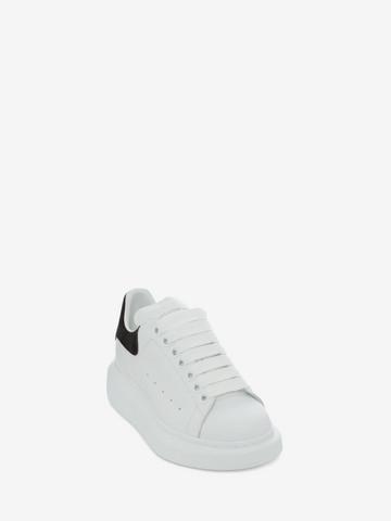 ALEXANDER MCQUEEN Oversized Sneaker OVERSIZED SNEAKER Woman r