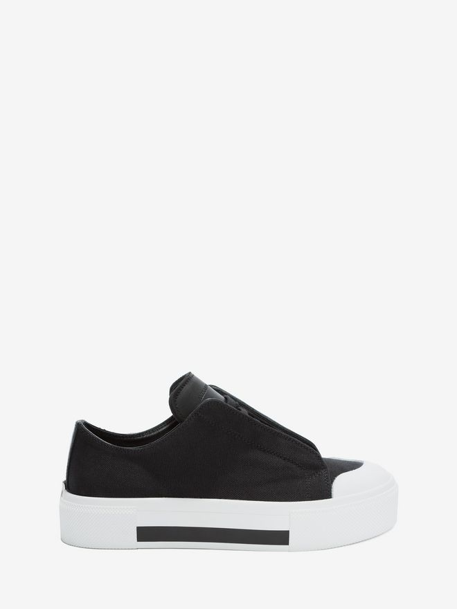 ALEXANDER MCQUEEN Low Cut Lace-Up Sneakers Sneakers D f