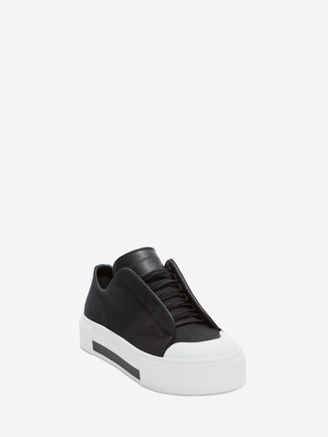 ALEXANDER MCQUEEN Low Cut Lace-Up Sneakers Sneakers D r
