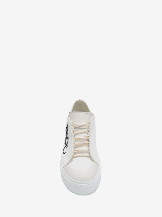 ALEXANDER MCQUEEN Low Cut Lace-Up Sneakers Sneakers Woman e