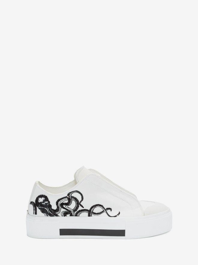 ALEXANDER MCQUEEN Low Cut Lace-Up Sneakers Sneakers Woman f