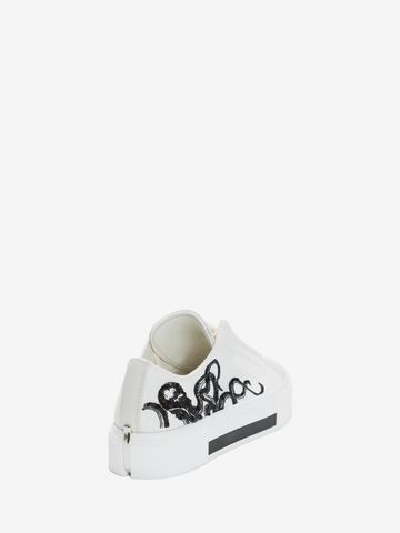 ALEXANDER MCQUEEN Low Cut Lace-Up Sneakers Sneakers D d