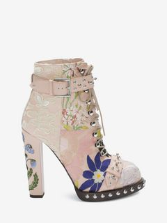 ALEXANDER MCQUEEN Hobnail Boot D Hobnail Ankle Boot f
