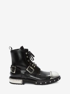 Hobnail Metal Toe-Cap Boot