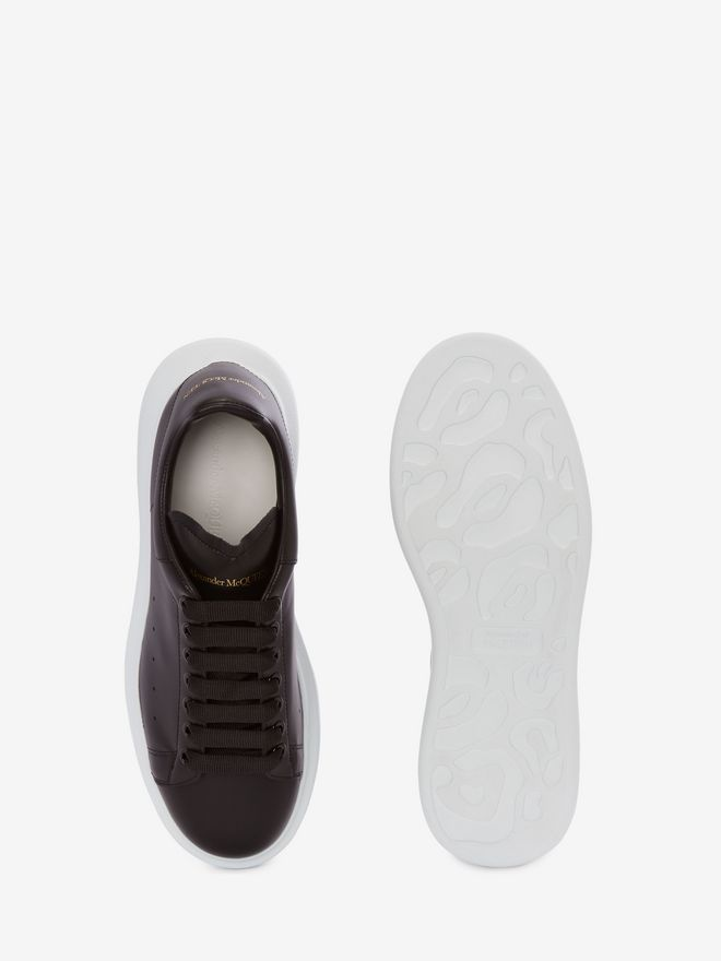 ALEXANDER MCQUEEN Oversized Sneaker OVERSIZED SNEAKER Man e