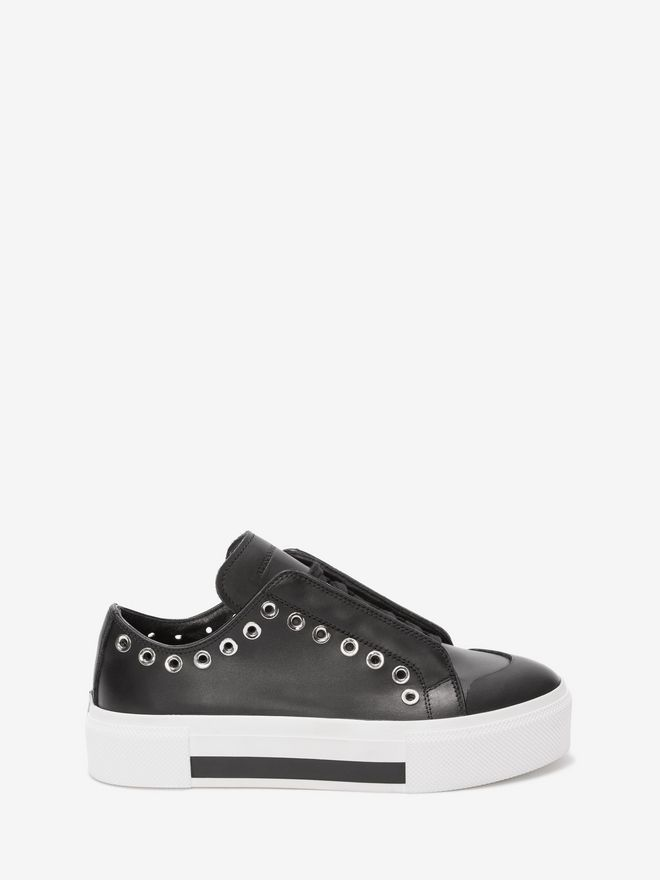 ALEXANDER MCQUEEN Low Cut Lace Up Sneaker Sneakers D f