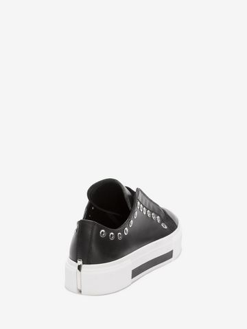 ALEXANDER MCQUEEN Low Cut Lace Up Sneaker Sneakers D d