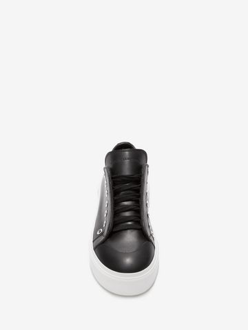 ALEXANDER MCQUEEN Low Cut Lace Up Sneaker Sneakers D e