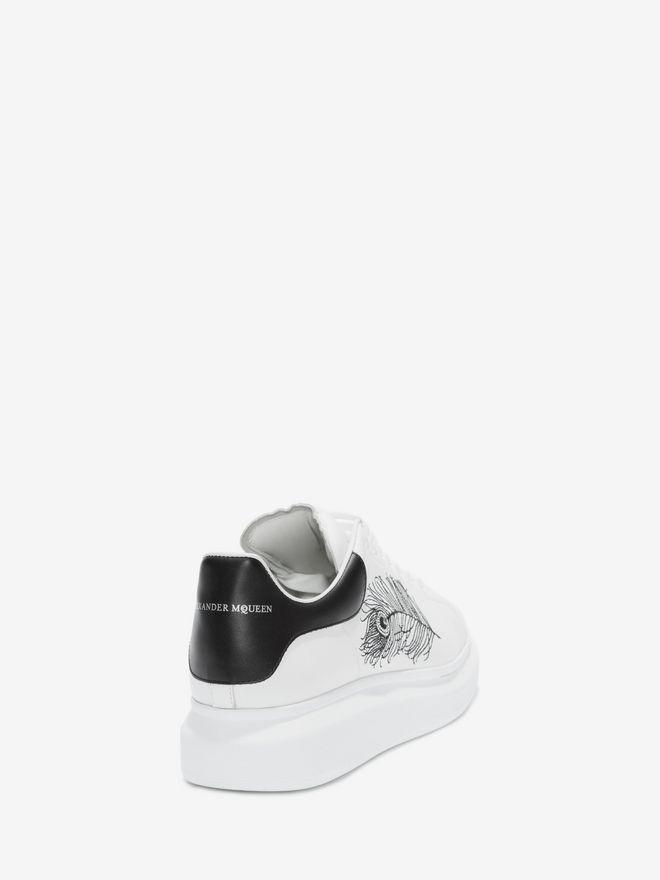 ALEXANDER MCQUEEN Oversized Sneaker Sneakers Man d