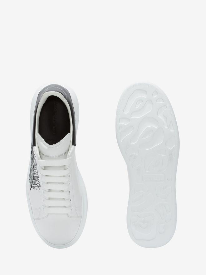 ALEXANDER MCQUEEN Oversized Sneaker Sneakers Man e