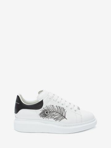 ALEXANDER MCQUEEN Oversized Sneaker Sneakers Man f