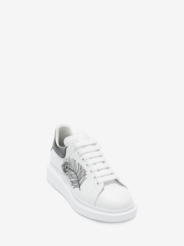 ALEXANDER MCQUEEN Oversized Sneaker Sneakers Man r