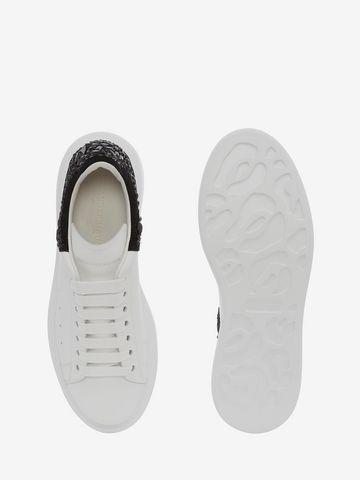 ALEXANDER MCQUEEN Oversized Sneaker OVERSIZED SNEAKER Woman e