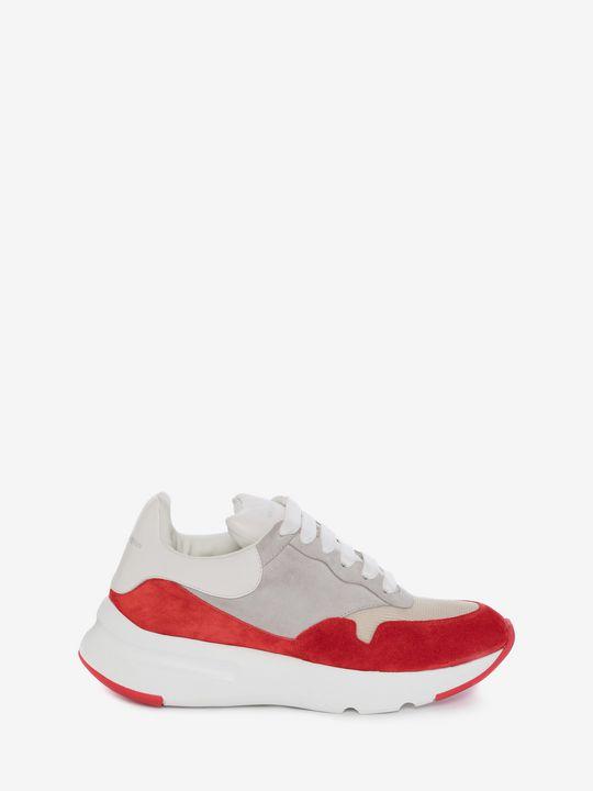 ALEXANDER MCQUEEN Oversized Runner Sneaker Runner U f