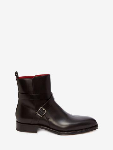 ALEXANDER MCQUEEN Goodyear Jodhpur Boot Boots U f