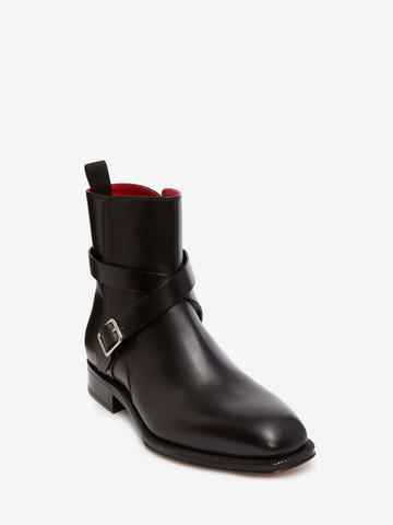 ALEXANDER MCQUEEN Goodyear Jodhpur Boot Boots U r