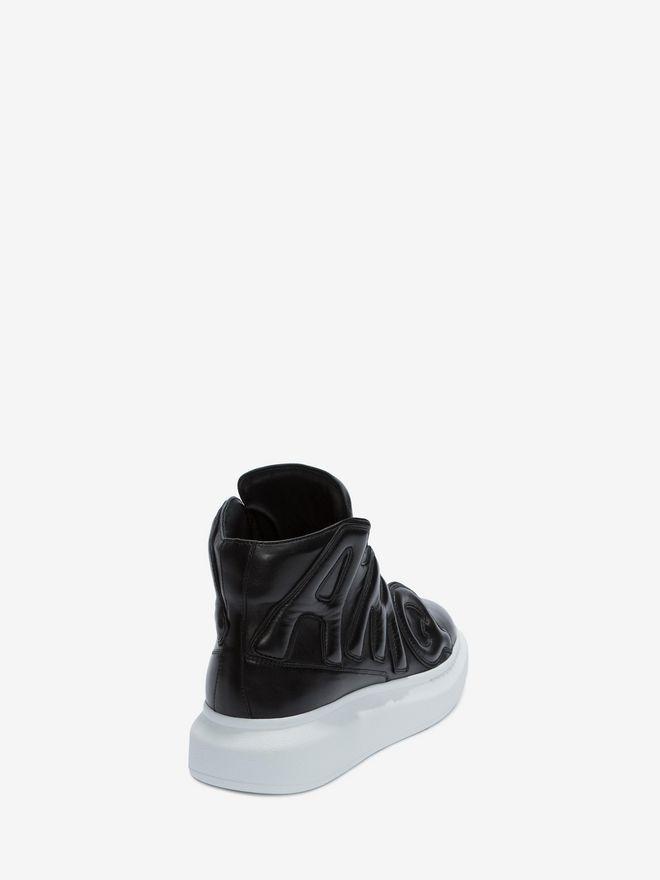 ALEXANDER MCQUEEN Sneakers High Top Oversize SNEAKER HIGH-TOP OVERSIZE Uomo d