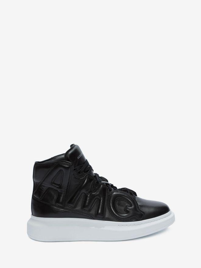 ALEXANDER MCQUEEN Sneakers High Top Oversize SNEAKER HIGH-TOP OVERSIZE Uomo f