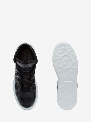 ALEXANDER MCQUEEN Sneakers High Top Oversize SNEAKER HIGH-TOP OVERSIZE Uomo e