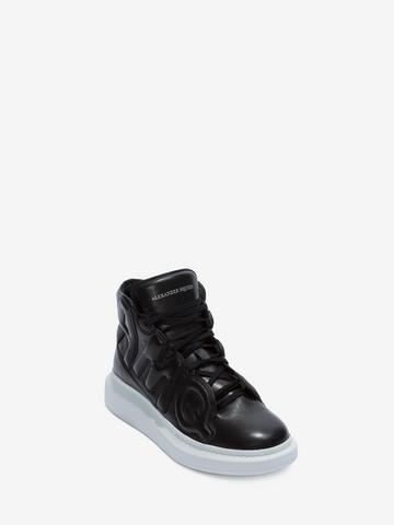 ALEXANDER MCQUEEN Sneakers High Top Oversize SNEAKER HIGH-TOP OVERSIZE Uomo r