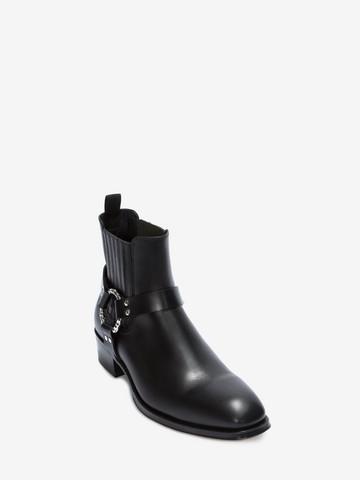 Alexander McQueen Cuban heel boots cheap under $60 discount release dates H3wQ3u