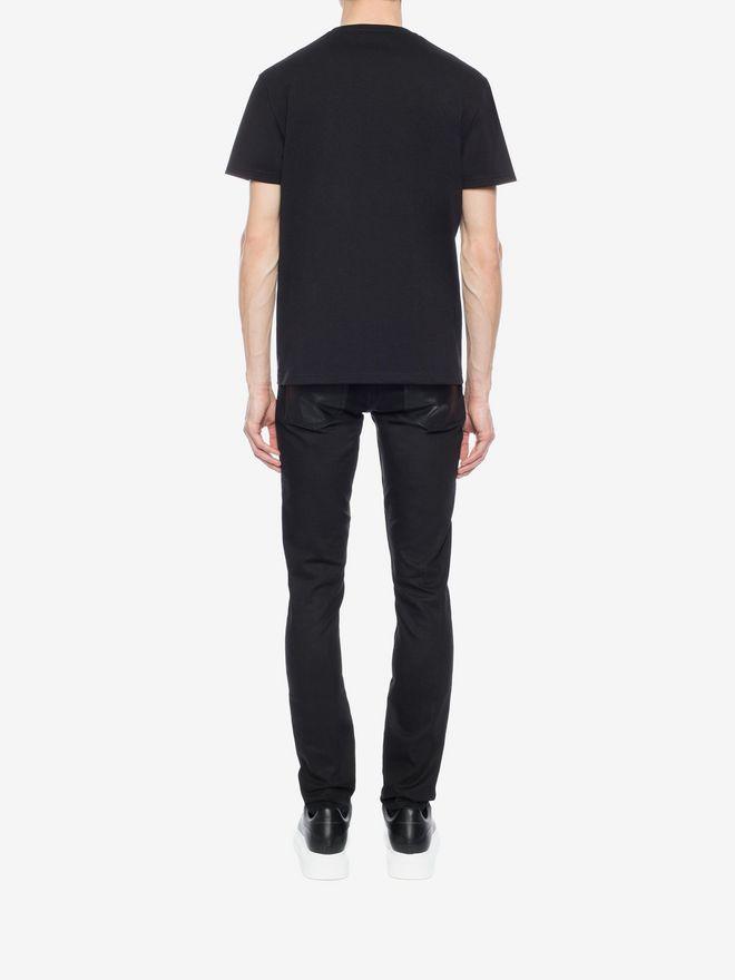 ALEXANDER MCQUEEN Printed T-Shirt T-shirt Man e