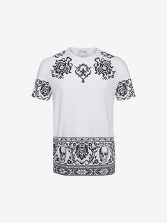 ALEXANDER MCQUEEN T-shirt U Skull T-Shirt f