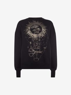 ALEXANDER MCQUEEN Sweatshirt D Embroidered Sweatshirt f