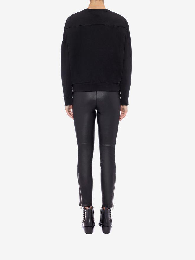 ALEXANDER MCQUEEN Dutch Masters Sweatshirt Sweatshirt Woman e