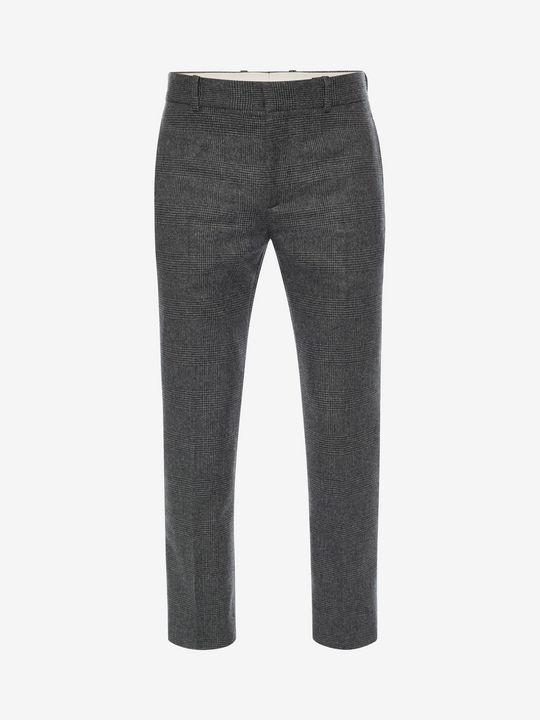 ALEXANDER MCQUEEN Flannel Pants Tailored Pant U f