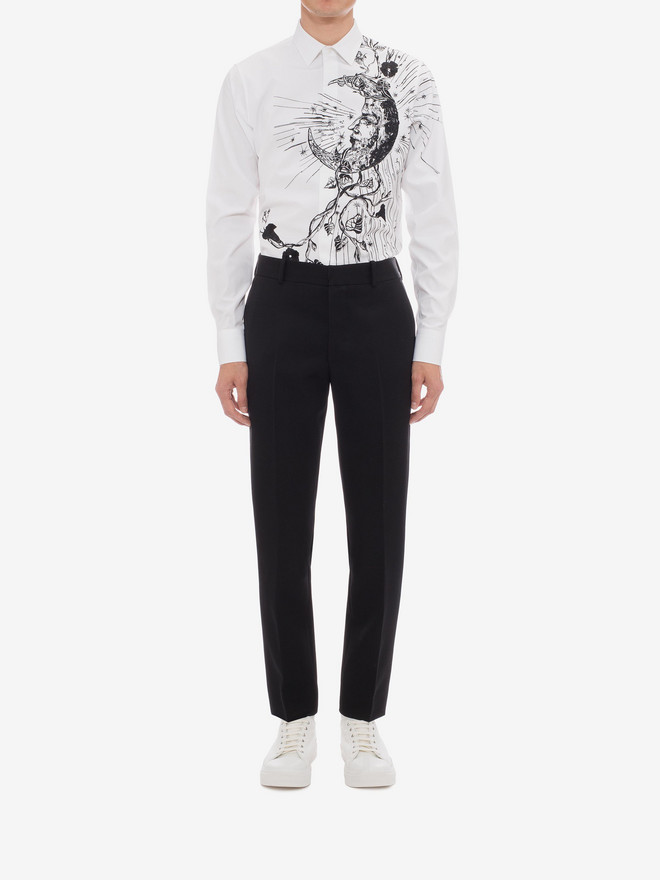 ALEXANDER MCQUEEN Tailored Pants Tailored Pant Man r