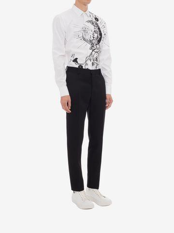 ALEXANDER MCQUEEN Tailored Pants Tailored Pant Man d