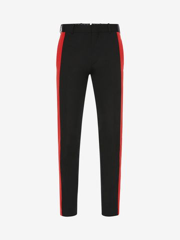 ALEXANDER MCQUEEN Stripe Pants Tailored Pant U f