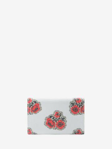 ALEXANDER MCQUEEN Insignia Envelope card holder Card Holder D d