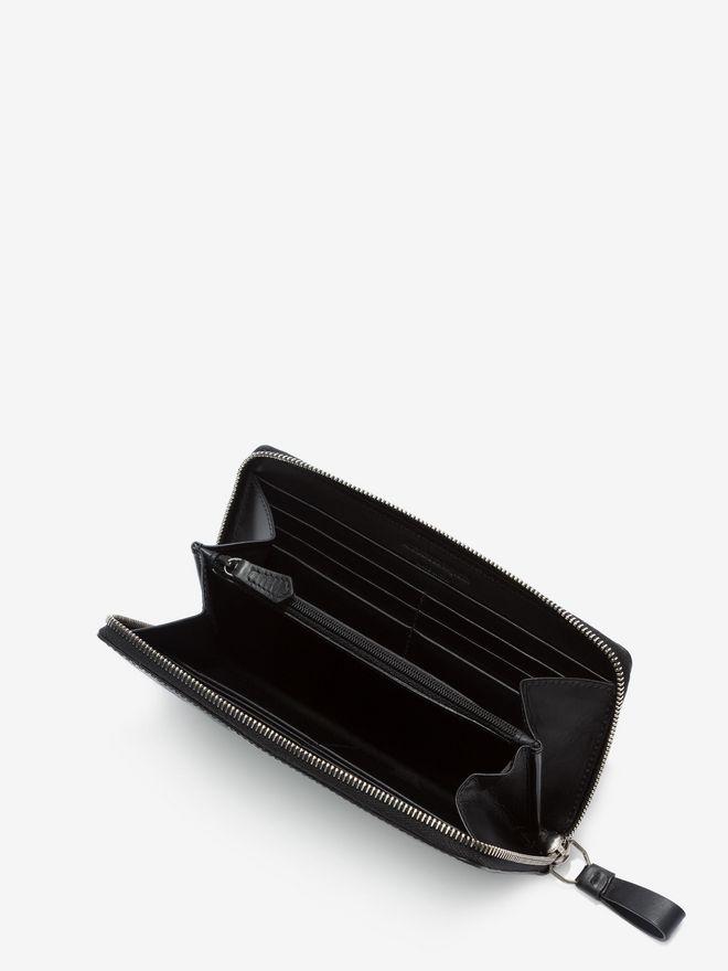 ALEXANDER MCQUEEN Camouflage Zip Wallet Wallet U e