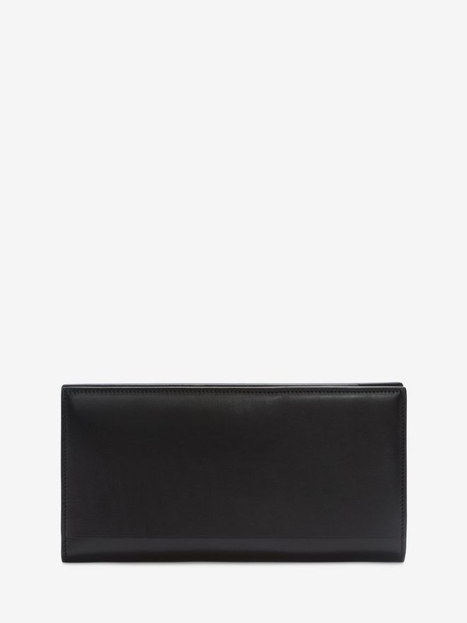 ALEXANDER MCQUEEN Calf Leather Travel Wallet Wallet U d
