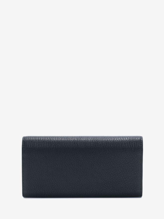 ALEXANDER MCQUEEN Continental Box Wallet Wallet D d