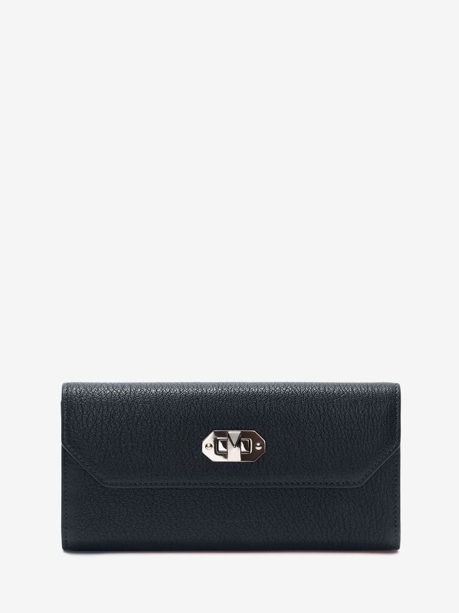 ALEXANDER MCQUEEN Continental Box Wallet Wallet D f