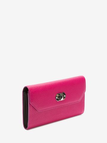 ALEXANDER MCQUEEN Continental Box Wallet Wallet D r