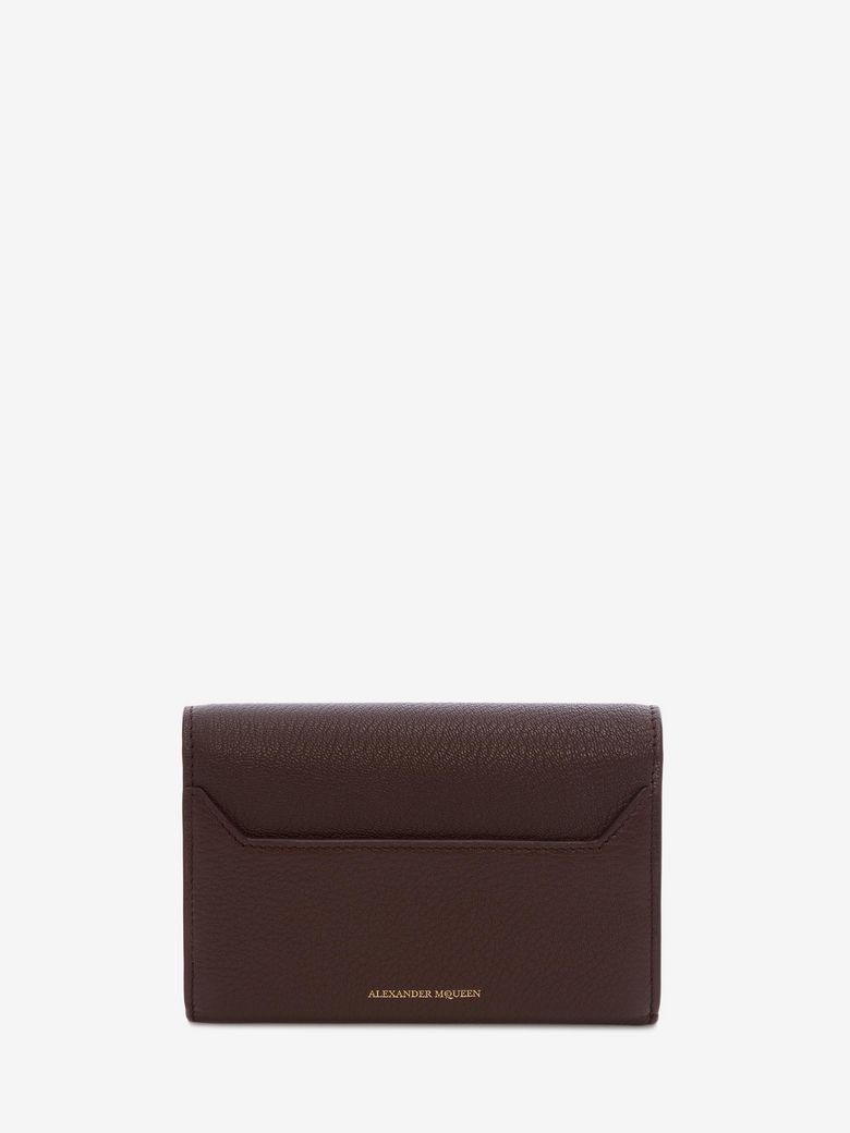 ALEXANDER MCQUEEN Wallets BOX CONTINENTAL WALLET