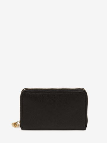 Alexander McQueen Medium zip-around continental wallet U8OQOxBV3