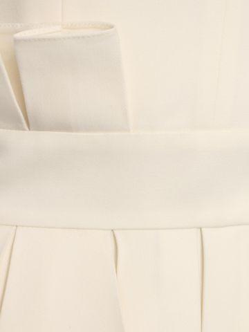 ALEXANDER MCQUEEN Fold Pleat Mini Dress Mini Dress D a