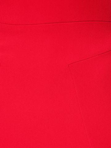ALEXANDER MCQUEEN Cap Sleeve Flared Dress Mid-length Dress D a