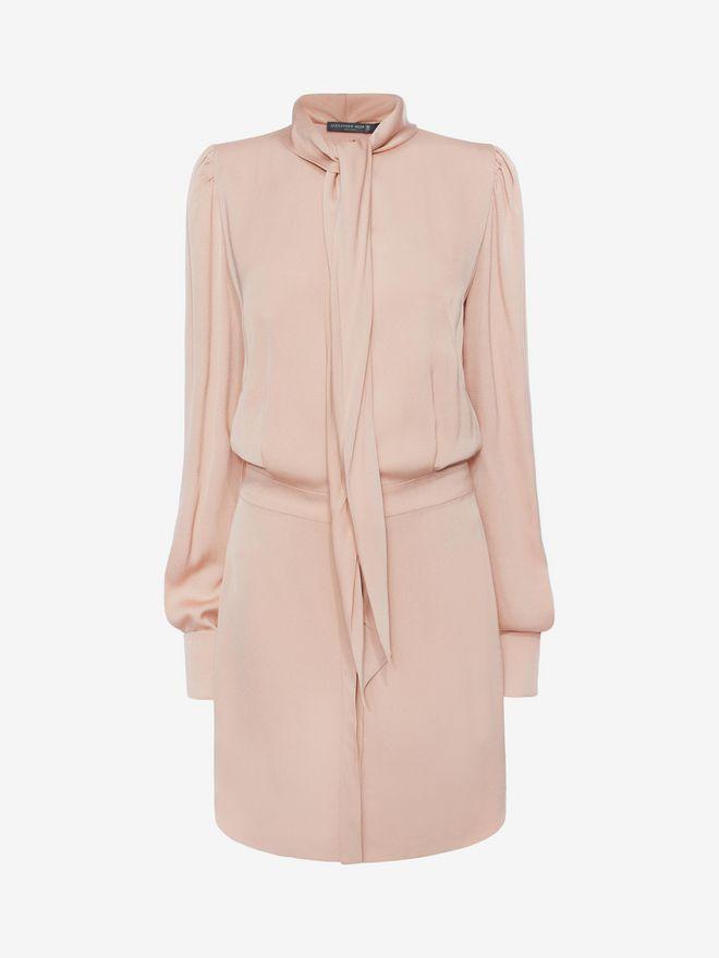ALEXANDER MCQUEEN Shirt Dress Mini Dress D f