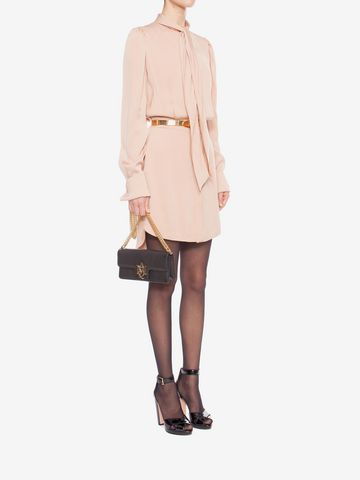 ALEXANDER MCQUEEN Shirt Dress Mini Dress D d