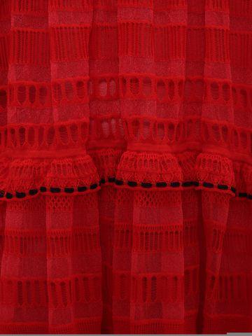 ALEXANDER MCQUEEN A-Line Mini Dress Mini Dress D a