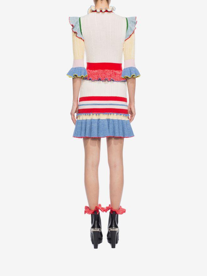 ALEXANDER MCQUEEN Peplum Mini Skirt Skirt D e