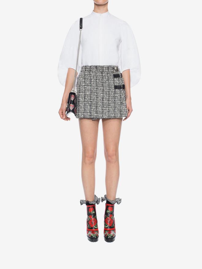 ALEXANDER MCQUEEN Mini Kilt Skirt Skirt D r