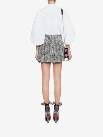 ALEXANDER MCQUEEN Mini Kilt Skirt Skirt D e