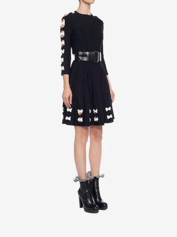 ALEXANDER MCQUEEN A-Line Skirt Skirt D d
